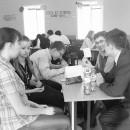 Фотоотчет интеллектуальной игры «Сибиряки – на крыльях Победы»